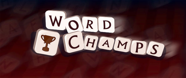 Word Champs - Use your vocabulary to beat your opponents in this fun filled word game.